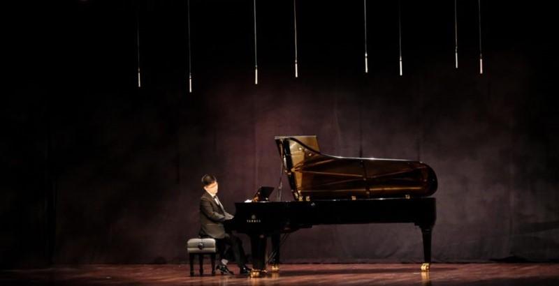 Solo Piano Recital Choe Jang Hung