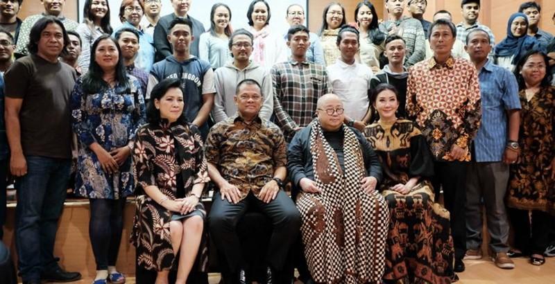 Malam Syukuran Tim Sosiodrama & Wayang NKRI