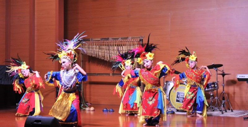 Acara Persahabatan Jaya Suprana School of Performing Arts dan SD Laboratorium Jakarta