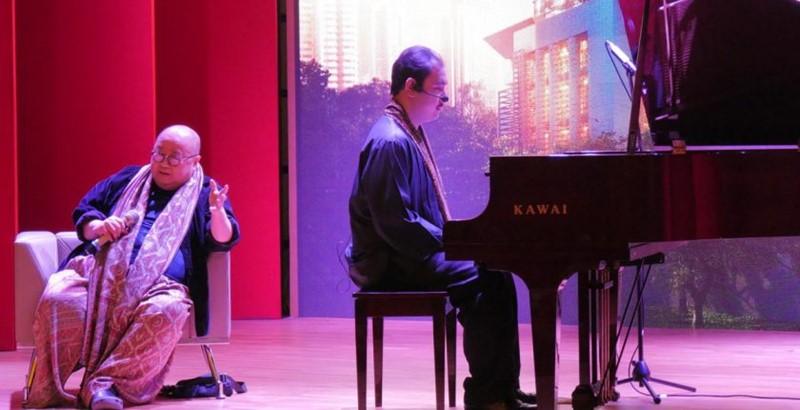 Solo Piano Recital Ade Wonder Symphony untuk Bunda