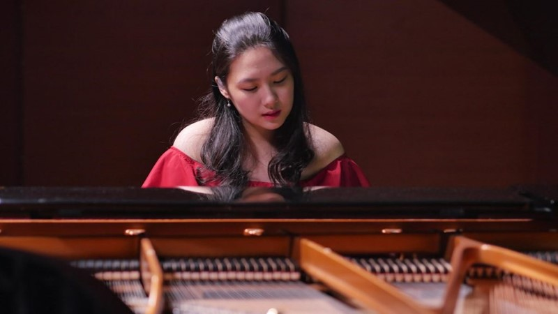 Solo Piano Recital Michelle Wijaya Goes to Villnus – Lithuania