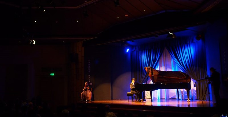 Recital Piano Michael Anthony