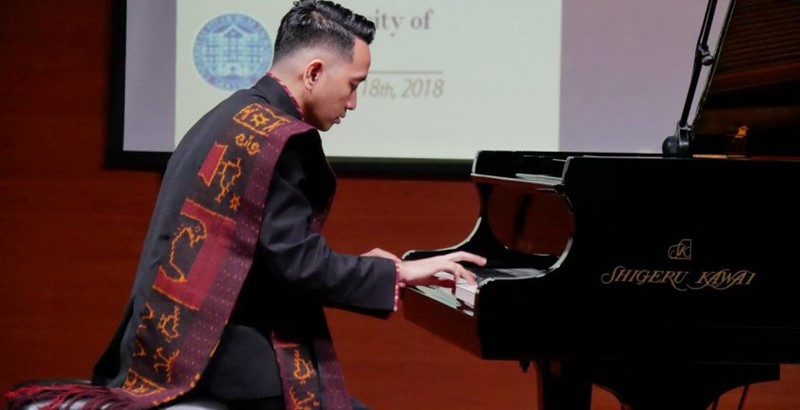 Solo Piano Recital M. Iqbal Siddiq Goes to Croatia