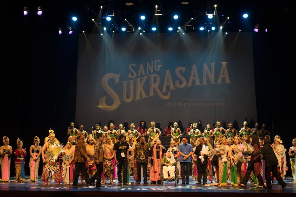 Sang Sukrasana